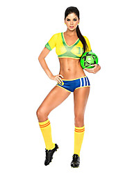 2014 Barzil World Cup Football Baby Sexy Uniform