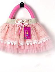 Fashion Elegante Lace bolla della ragazza della torta della principessa gonna a pieghe