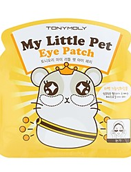 [Tonymoly] My Little Pet Hydro Gel Eye Patch 3g (Rides, blanchissant, hydratant)