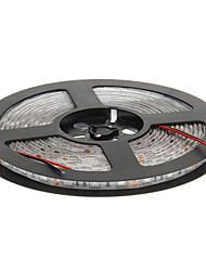 ZDM ™ водонепроницаемая 5м 72W 300x5050smd красный свет водить прокладки лампы (DC 12V)