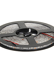 ZDM ™ 5m impermeabile 72w 300x5050smd luce rossa lampada striscia principale (12V dc)