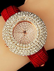Magnificent Women's Exquisite Diamond Belt Fashion Watch