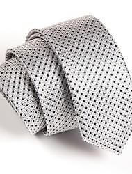 SKTEJOAN® Men's Suit Polyester Wedding Narrow Tie (Width: 5CM)
