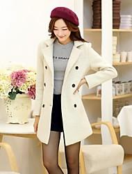 TaiChang™ Women's Fashion Woolen Trench Coat