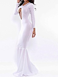 Women's  Allure Mermaid Bodycon Party Gown