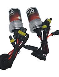 Carking ™ Universal-12V 35W H1 8000K White Light HID Xenonlampe (2 Stück)