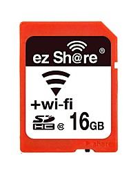 Wifi 16g scheda di memoria SD per Casio TR150 / TR200 / zr1000