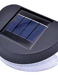 aplique valla solar con 8 leds luminosos
