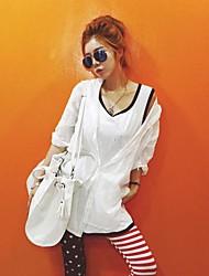 Women's Hoodie Loose Fashion Letter Print Casual Long Sleeve Cardigan Sun Shirt