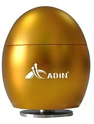 reallink®360 ° HiFi Mini alliage d'aluminium haut-parleur portable de son surround (appui aux micro sd carte Radio / fm) œuf (5color)