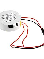 0.3a 31-36w dc 90-140v de circulaire externe courant constant alimentation conducteur de courant alternatif pour plafonnier conduit