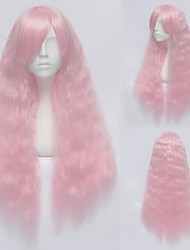 Water Pink 65cm Japanese Harajuku Lolita Wig