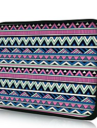 "Elonno Bohemian Retro Stripe 7"" Neoprene Protective Sleeve Case for iPad Mini 1 2/Galaxy Tab2 P3100/P6200/Kindle Fire HD"