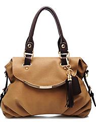 Women's Korean  Tassel Shoulder  Fashionable Ladies Hand Casual Messenger Bag