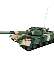 1/16 échelle char de combat 99Z rc avec de la fumée simulée