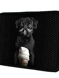 Elonno Lovely Dog Tablet Neoprene Protective Sleeve Case for 11'' Macbook Air Dell Acer HP