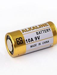 10 bis de la batería alcalina de 9 V para el timbre inalámbrico / control remoto / alarma
