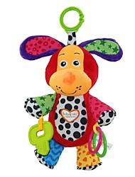 babyfans ™ bande dessinée bébé chien mignon musique peluche en forme de marionnettes souple jouets éducatifs