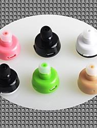 mini40-1 hesdphone Bluetooth 4.0 no canal do ouvido com microfone para o telefone móvel