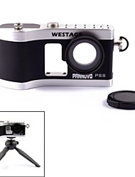 PANNOVO Camera Abstract Heat Shell Case PSS Multifunctional Power Supply System for Gopro 3 / 3 +