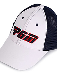 PGM Mesh Black+White Sunproof Breathable Golf Hat