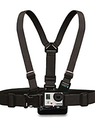 sangles harnais de poitrine de trépied caméra / holderfor action, pour GoPro Hero 2/3/3 + / 5skate