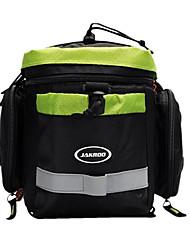 panno impermeabile borsa tronco verde impermeabile da indossare in mountain bike jakroo 1608d