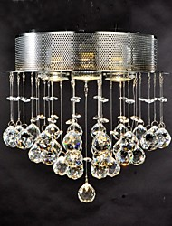 Multifunctional Luxury Crystal Ceiling Lamp