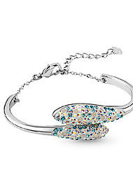 Daisy Women's Fashion Diamond Crystal Bracelet