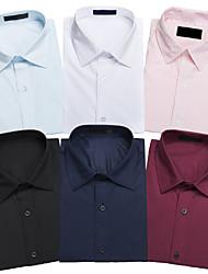 6-Piece Short Sleeve Shirts Combo