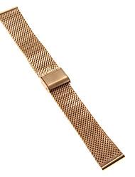 Мужской / Женский Ремешки для часов Нержавеющая сталь #(0.047)Watches Repair Kits#(16.5 x 2 x 0.3)