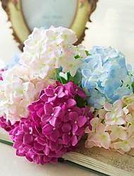 Проволока Гортензии Искусственные Цветы