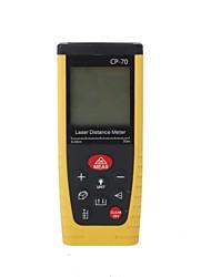 précision de poche télémètre laser (0.05-70m)