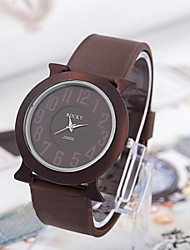 Women's Fashion Beautiful Color Jelly Leisure Watches