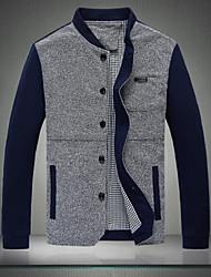 BQ Men's Fashion Long Sleeve Jacket_9