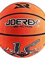 7 # laranja basquete de borracha joerex®