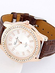Women's  Trend Wild Casual Leather Watches(Assorted Colors)