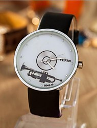 moda sachs relógios nota trombeta das mulheres