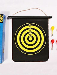 17 Inch Double Magnetic Darts Suit with Six Dart Boards