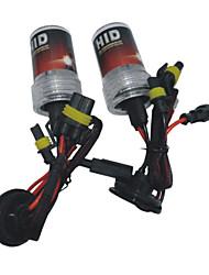 Carking ™ Universal-12V 35W H1 6000K White Light HID Xenonlampe (2 Stück)