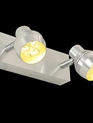 LED/Mini Style Wall Sconces/Bathroom Lighting/Swing Arm Lights/Reading Wall Lights , Traditional/Classic LED Integrated Metal