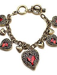 h&bracelets élégants vintages diamonade d des femmes
