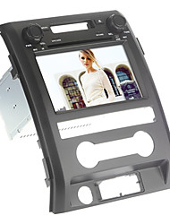 "8 ""2 din carro dvd player para ford f150 2009-2014 / GPS / RDS / iPod / Bluetooth / ATV / swc / canbus"