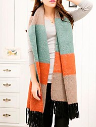 Women's Thicken Keep Warm Long Scarves