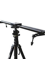 Commlite Camera Video Track Slider Video Stabilizer System with Ball-Bearing for DSLR Camcorders 60cm 24''