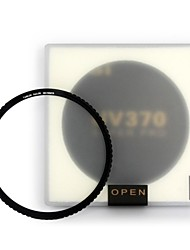 nisi® 82мм uv370 ультрафиолетовое оптическое стекло многослойное супер УФ-фильтр