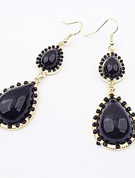 Exaggerated Fashion Style Long Water Drops Earrings(More Colors)