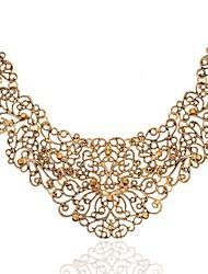 Tengfei westlichen Stil, Mode Kragen Halskette ausgeschnitten