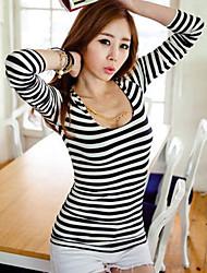 Manni Frauennachtclub Zebra silm Betontes Shirt