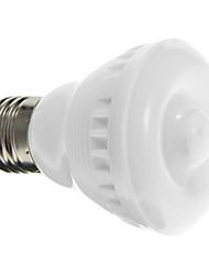 2w e26 / e27 светодиодный прожектор a60 (a19) 12 smd 5050 80-120 lm теплый белый / холодный белый датчик переменного тока 220-240 v